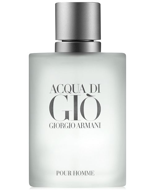 ddf1f72d072e Giorgio Armani Acqua di Giò Pour Homme Collection - Shop All Brands ...
