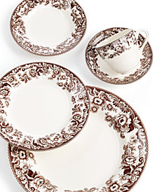 Spode Delamere 5 Piece Place Setting