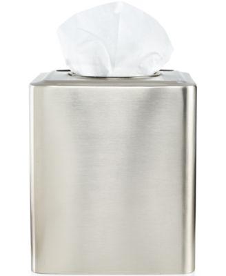 Bath Accessories Heirloom Crackle Tissue Holder
