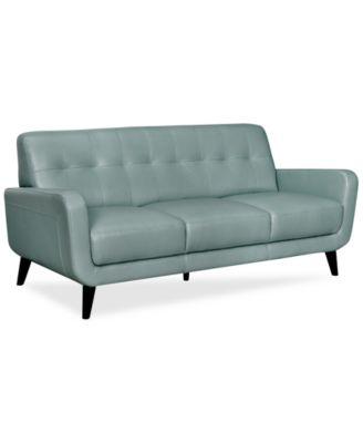 Wonderful Chiara Leather Sofa