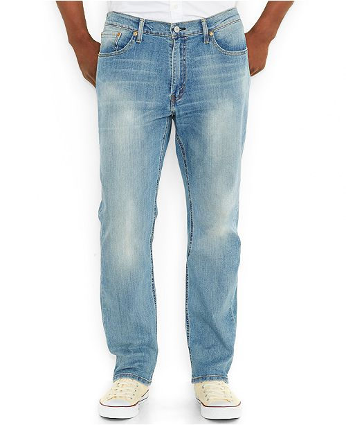 Levi s Men s Big and Tall 541 Athletic Fit Jeans - Jeans - Men - Macy s b76ad73efc01