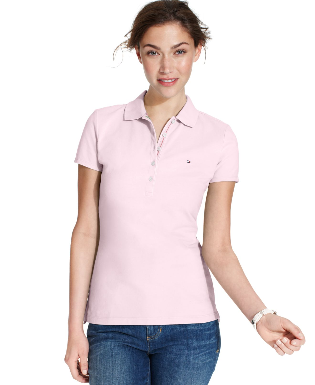 Lacoste Womens Polo Shirt