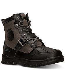 Polo Ralph Lauren  Big Boys'  Boots from Finish Line