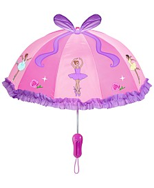 Kidorable Ballet Umbrella, One Size