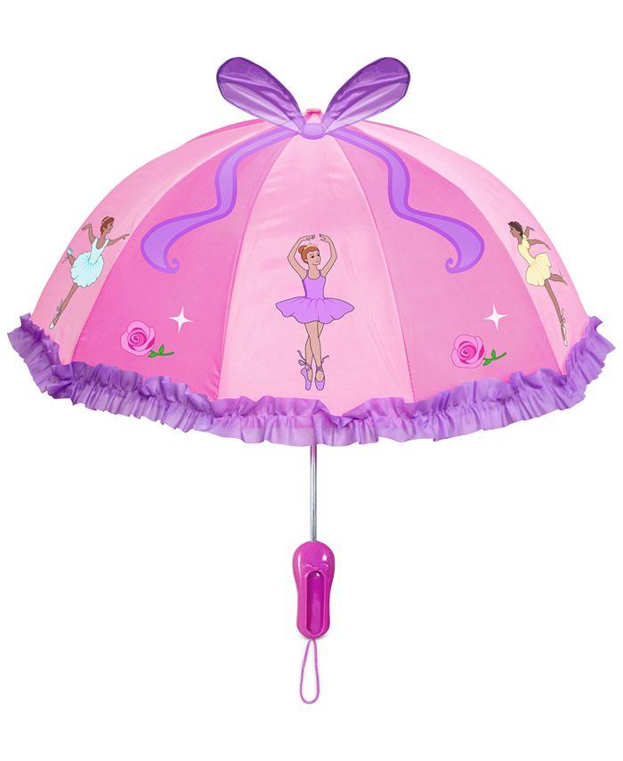 Kidorable - Umbrella, Pink Ballet Umbrella