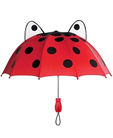 Kidorable Ladybug Umbrella, One Size