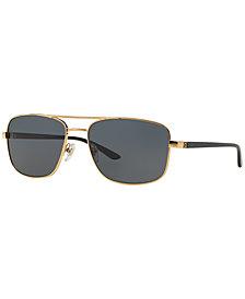 Versace Polarized Sunglasses, VE2153