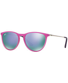 Ray-Ban Junior Sunglasses, RJ9060S IZZY KIDS