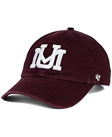 '47 Brand Montana Grizzlies Clean-Up Cap