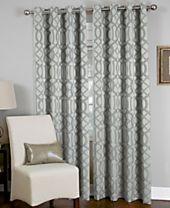 CLOSEOUT! Elrene Latique Window Treatment Collection