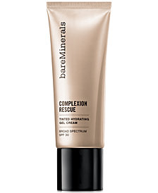 bareMinerals Complexion Rescue Tinted Hydrating Gel Cream Broad Spectrum SPF 30, 1.18 oz