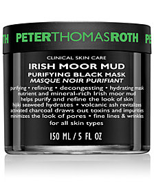 Peter Thomas Roth Irish Moor Mud Purifying Black Mask, 5 oz