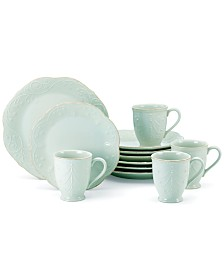 Lenox French Perle 12-Pc. Set, Service for 4