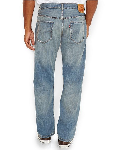 Levi s 569™ Loose Straight Fit Jeans - Jeans - Juniors - Macy s 2a89b0031cb2