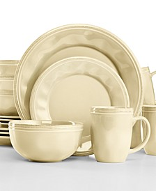 Cucina Almond Cream 16-Pc. Set, Service for 4