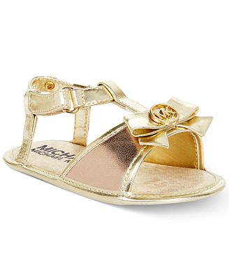 Michael Kors Baby Girls Joy Kya Sandals Shoes Kids