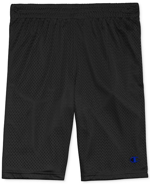 40f8de4c75e0 Champion Big Boys Heritage Mesh Shorts   Reviews - Shorts - Kids ...