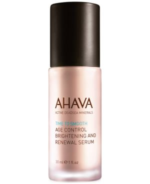 Image of Ahava Age Control Brightening and Skin Renewal Serum