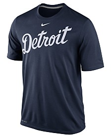 Nike Men's Detroit Tigers Legend Wordmark T-Shirt