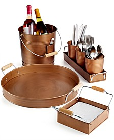 Masonware Antique Copper Collection