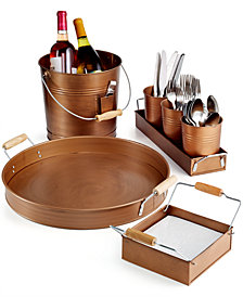 Artland Masonware Antique Copper Collection