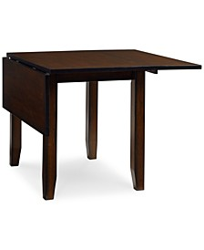 Branton Rectangular Drop-Leaf Table