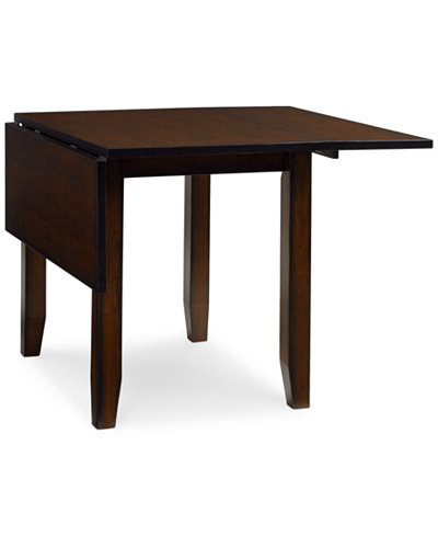 Branton Rectangular Drop-Leaf Table
