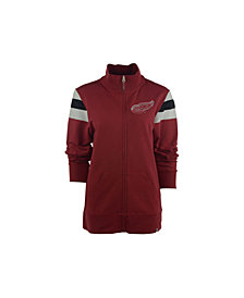 '47 Brand Women's Detroit Red Wings Crossover Track Jacket