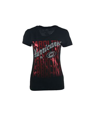 VF Licensed Sports Group Women's Carolina Hurricanes Hip Check T-Shirt