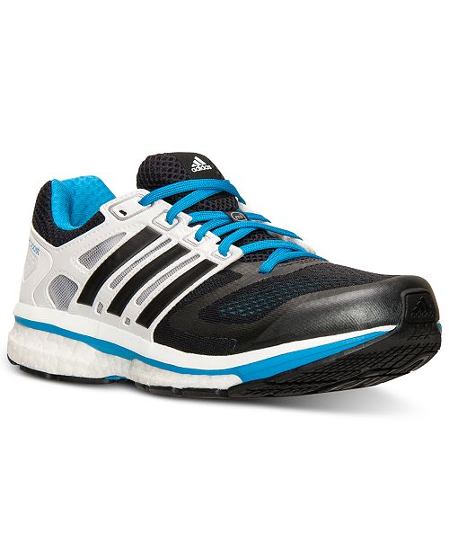 Normal ligero los padres de crianza  adidas Men's Supernova Glide 6 Boost Running Sneakers from Finish Line &  Reviews - Finish Line Athletic Shoes - Men - Macy's
