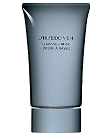 Shiseido Men Shaving Cream, 3.6 oz.