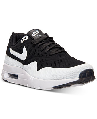Nike Men's Air Max 1 Ultra Moire Running Sneakers from Finish Line - Finish  Line Athletic Shoes - Men - Macy's