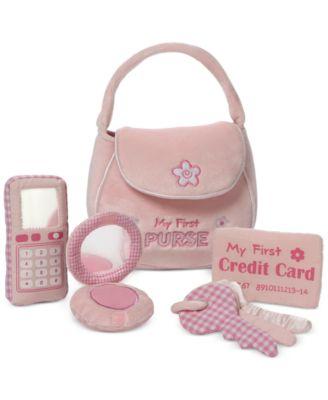 Gund Baby My First Purse Playset Toy