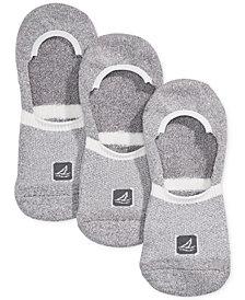 Sperry Athletic Compression Liner Socks 3-Pack