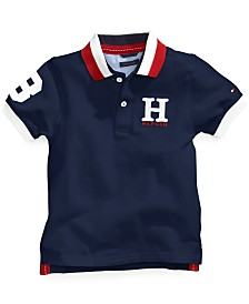 Tommy Hilfiger Big Boys Husky Matt Polo