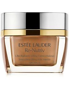 Estée Lauder Re-Nutriv Ultra Radiance Lift Cream Makeup, 1 oz.