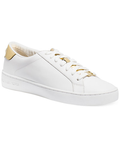 824a85516f31 ... MICHAEL Michael Kors Irving Lace-Up Sneakers ...