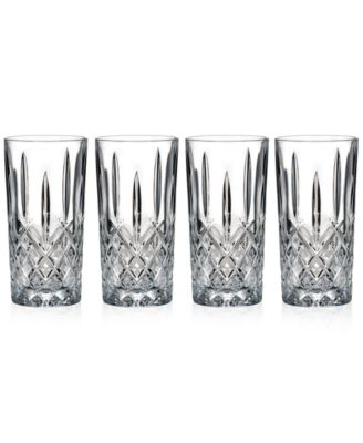 Markham Highball Glasses, Set of 4