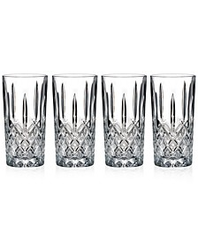 Markham Highball Glasses, Set of 4