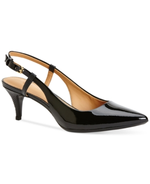 Calvin Klein Patsi Slingback Pumps Women's Shoes