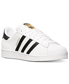 adidas Men's Superstar Casual Sneakers from Finish Line