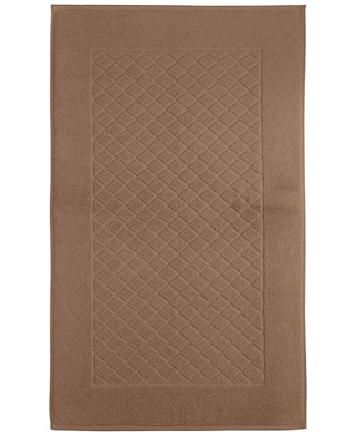 "Charter Club CLOSEOUT! Classic Pima Cotton 20"" x 34"" Tub Mat, Created for Macy's"