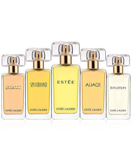 Estee Lauder House of Estée Classic Parfum Collection