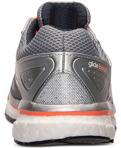 9da6aea83 ... adidas Women s Supernova Glide 6 Boost Running Sneakers from Finish ...