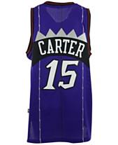 adidas Men s Vince Carter Toronto Raptors Swingman Jersey 41a5ac034