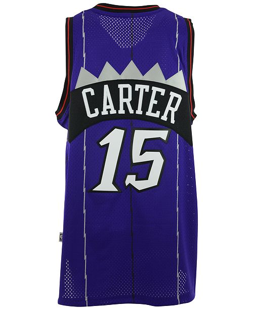 ed8e3016f adidas Men s Vince Carter Toronto Raptors Swingman Jersey - Sports ...
