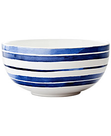 Ralph Lauren Cote D'Azur Serving Bowl