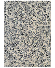 Couristan Taylor Prescott Ivory-Black-Grey  Area Rugs