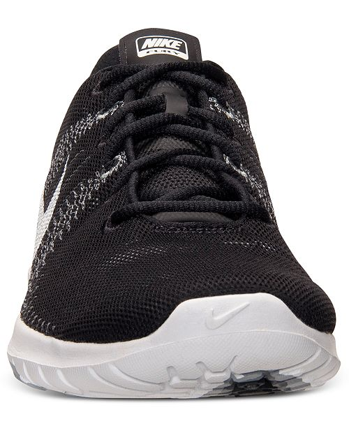 254f02fc9c02 Nike Men s Flex Fury Running Sneakers from Finish Line   Reviews ...