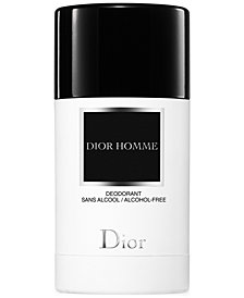 Dior Homme Eau for Men Deodorant Stick, 2.5 oz